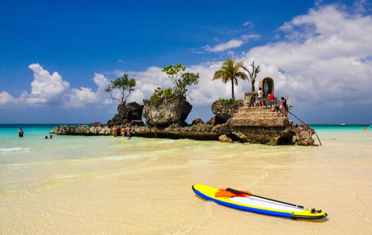 ボラカイ島の美しい画像