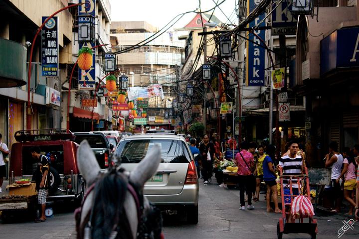 フィリピン 町