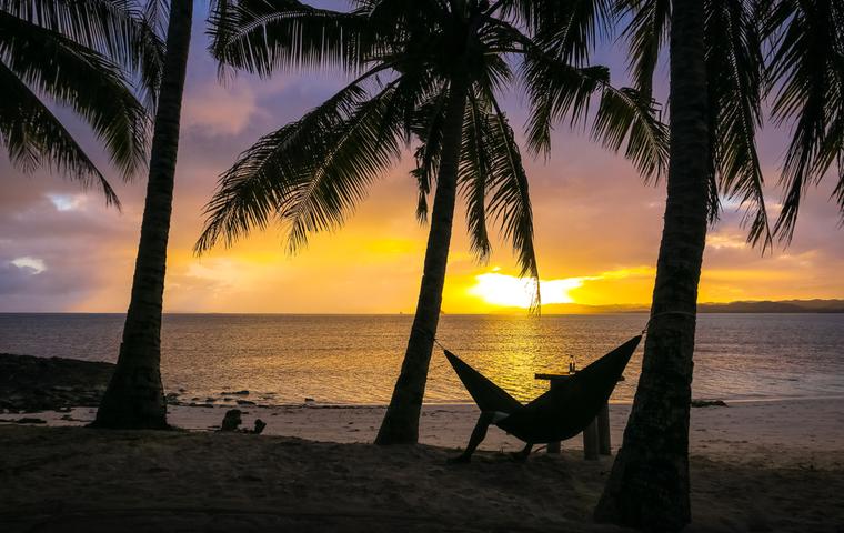 ミンダナオ島の綺麗な景色の画像