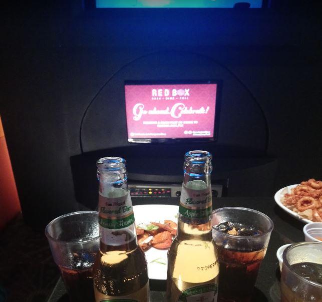 redbox karaoke