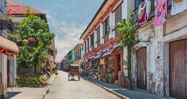 街並み フィリピン