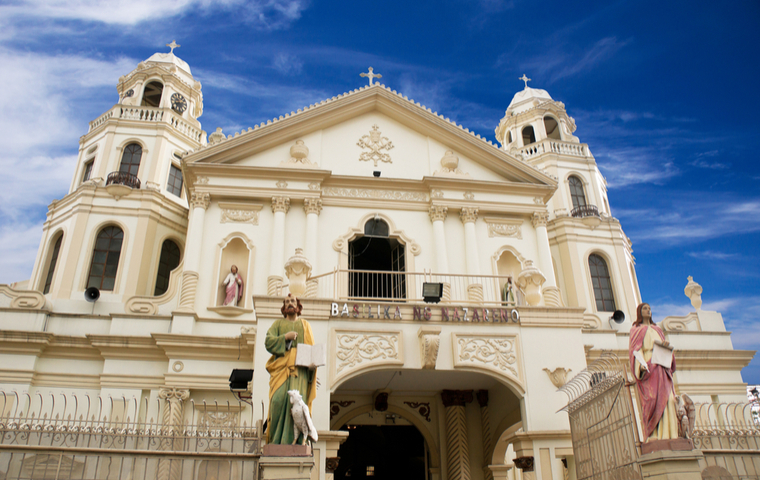 フィリピン教会