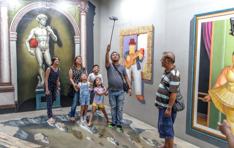 フィリピン家族