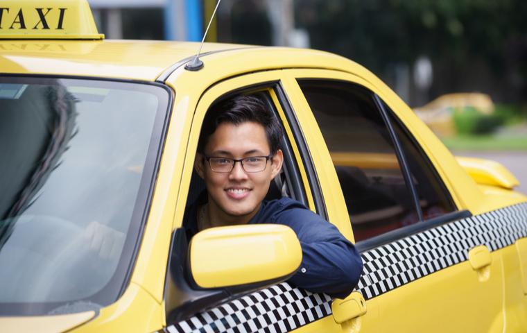 安心タクシー